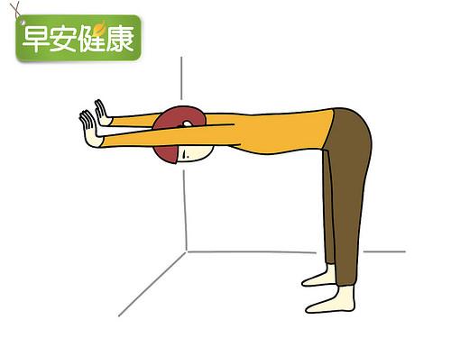 解決背部僵硬瑜珈