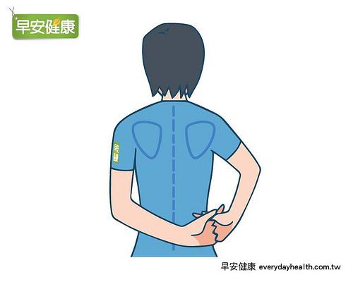 脖子僵硬、脖子緊繃放鬆運動