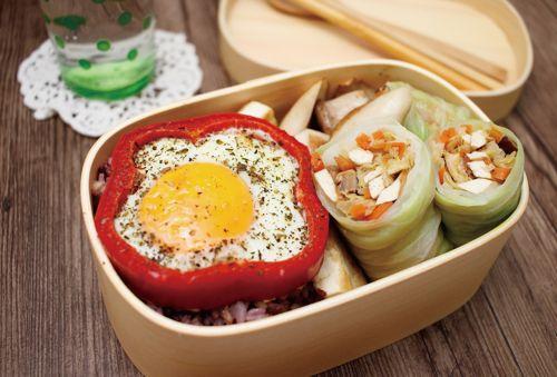 營養均衡,膳食纖維,便當,高麗菜