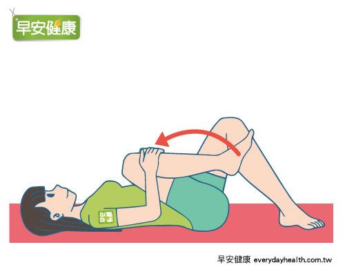 伸展運動,重整自律神經消除疲勞