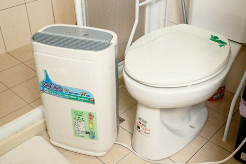 除濕機,除濕,浴室,乾爽