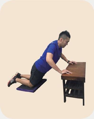 上肢肌耐力