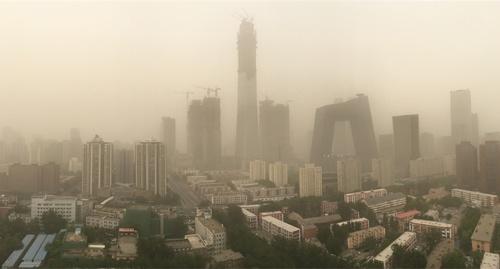 空氣汙染,PM2.5