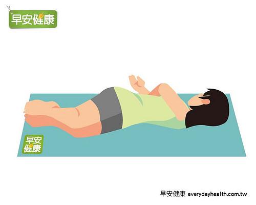 伸展操,睡眠