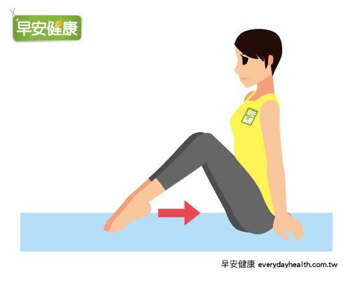 瘦腿運動,消水腫運動,O型腿