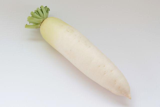 蘿蔔幫助消化、預防便祕