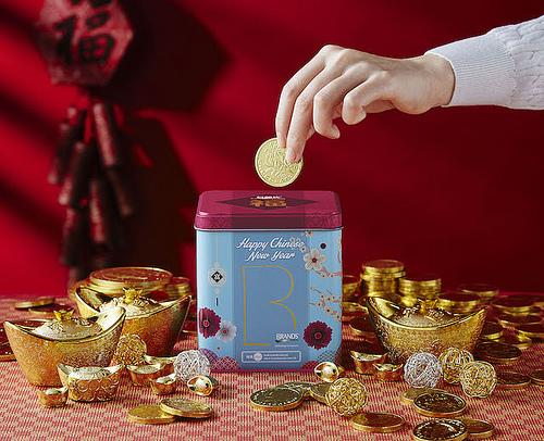 白蘭氏春節禮盒