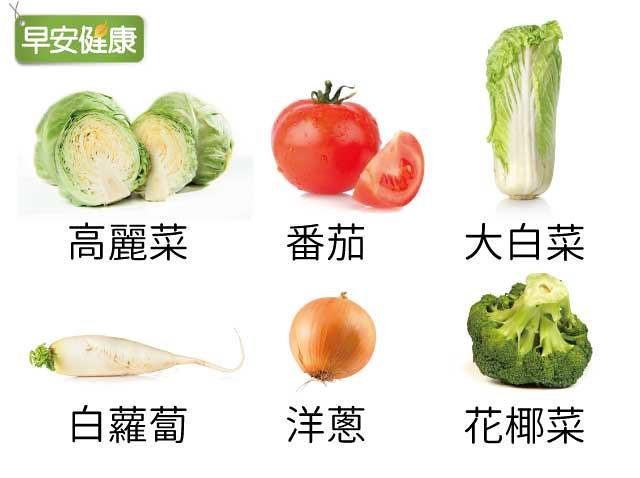 過年前可購買冬季盛產的蔬果,還對抗肺癌有所幫助。