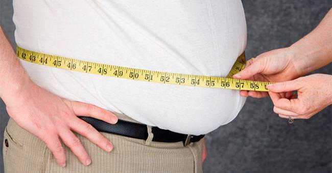 50歲體重過重,大腦老化程度等於60歲