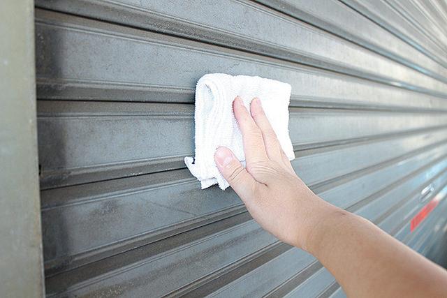 防雨板清潔方法