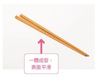 譚敦慈,筷子,餐具,挑選