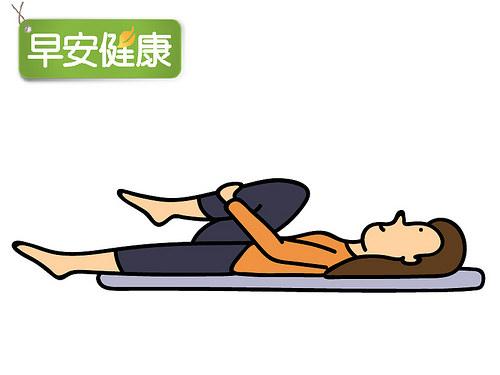 改善便祕瑜珈