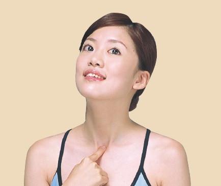 天突穴主治改善喉部疾病