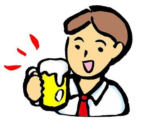 酗酒容易導致肝硬化