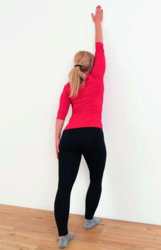 肩關節炎的運動