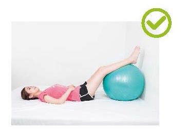 消水腫的正確抬腿動作