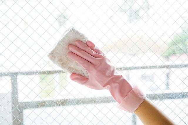 窗戶玻璃清潔方法