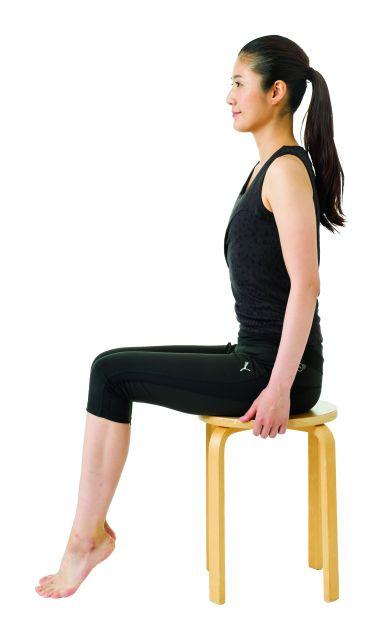 比目魚肌+跟腱伸展運動