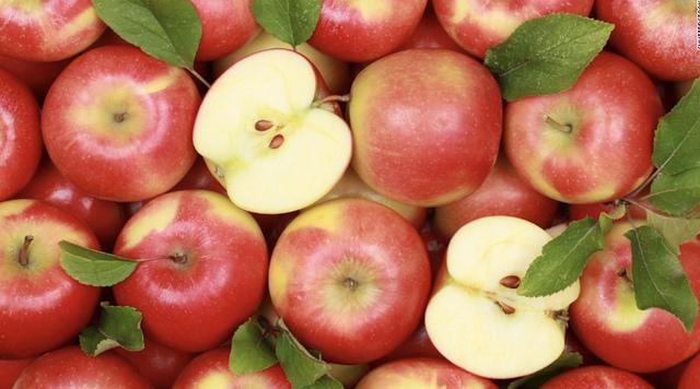 蘋果是美國癌症學會推廣的30種抗癌蔬果中的第一位