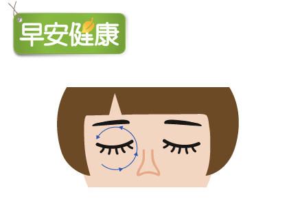 眼周消水腫按摩