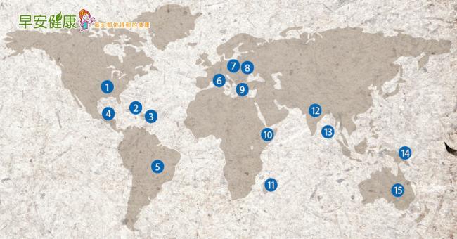 精油也有名門世家?世界精油地圖一覽