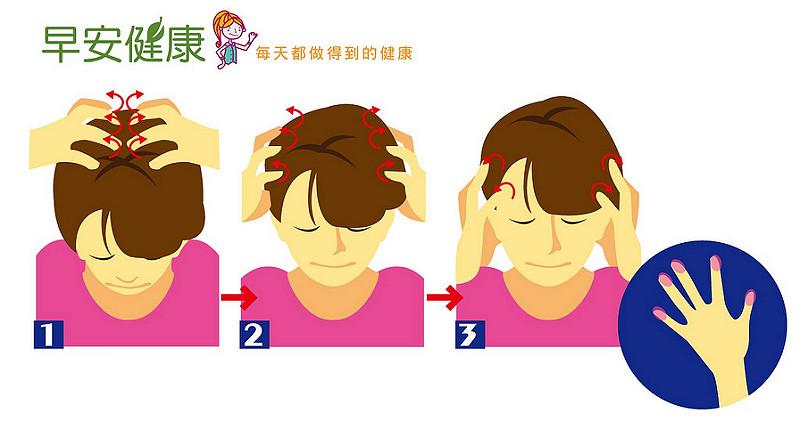 按按鼻子壓壓腮幫子,打造挺直鼻樑小V臉