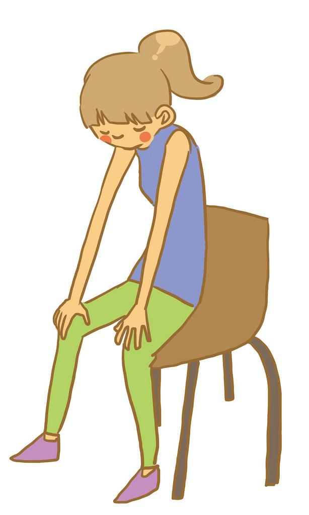 肩頸僵硬恐是頸椎病變前兆!隨手2個動作放鬆筋骨