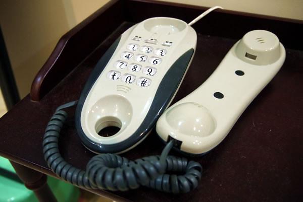 無線電話換成有線電話更省電