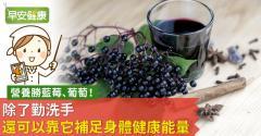 營養勝藍莓、葡萄!除了勤洗手 還可以靠它補足身體健康能量