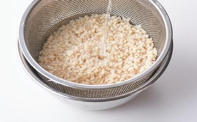 糯麥的煮法
