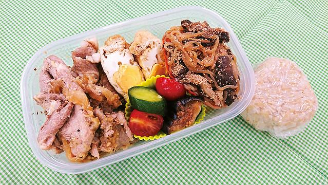 低醣飲食的實例:午餐