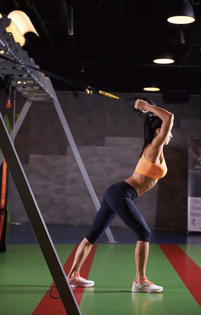 只有通過做肌力運動,才可以擁有這樣的身材