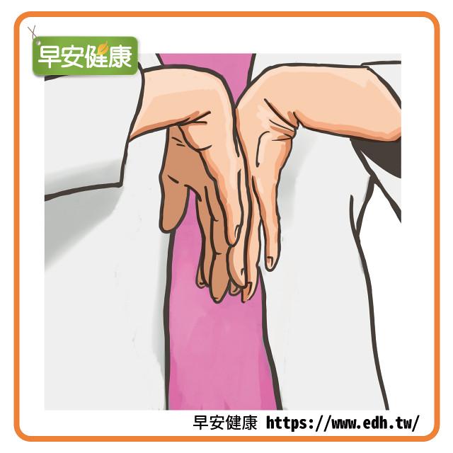 腕隧道症候群(滑鼠手)自我診斷