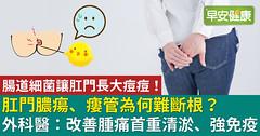肛門膿瘍、瘻管為何難斷根?外科醫:改善腫痛首重清淤、強免疫