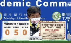 【新冠肺炎/不斷更新】日本50萬劑AZ抵台、降級以全國一致性為主、本土+0